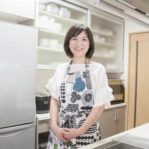 「7割くらい片づいているのがちょうどいいと思ってます」~阪下千恵さんの「世界一楽しいわたしの台所」