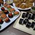 お寿司パーティ♥