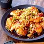 ♡超簡単おすすめ♡鶏むね肉の香味ねぎソース♡【#時短#節約#フライパン】
