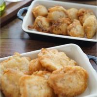 おうちで簡単!バルレシピ~タイム香る魚介のフリット