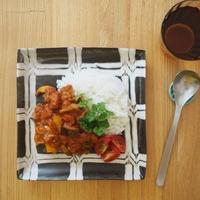 【米油部】夏野菜といかのラタトゥイユカレー