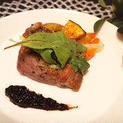 付き合いたての甘酸っぱさ香る豚肩ロースのいちごソース添えと、海外の料理番組がオシャレという話。