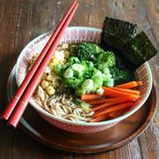 Veggie Shoyu Ramenべジ醤油ラーメン
