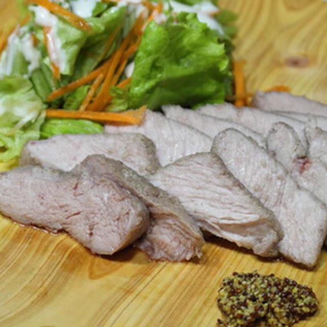 365日糖質オフレシピNo.156「炊飯器で作る豚肉のコンフィ」