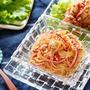 ナンプラー不使用♪ひき肉と春雨とレタスのエスニックサラダ【#簡単 #作り置き #副菜】