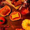 ミニミニかぼちゃカステラケーキ