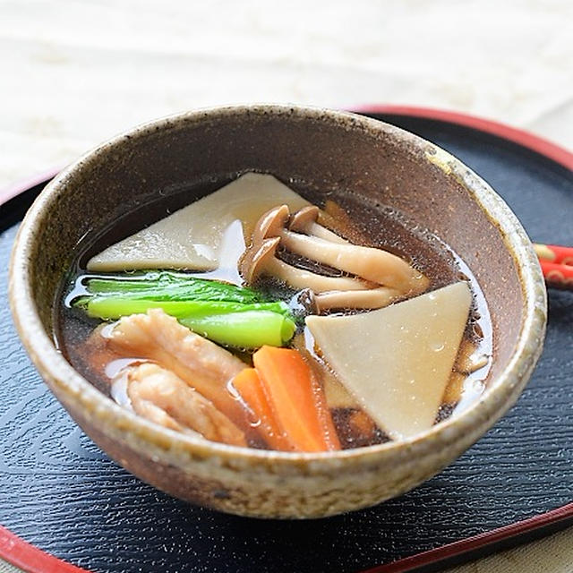 """""""蕎麦はっと""""、新蕎麦を楽しむ♪十三夜の栗"""