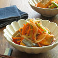 野菜ジュースでさっぱり♪鮭のベジマリネ by kaana57さん