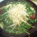 【あったか鍋料理】プルップルの牛もつ鍋のレシピ