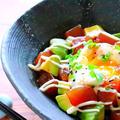 ゴマ油香る!簡単まぐろアボカド丼の作り方レシピ料理動画 by 和田 良美さん