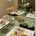 笹の葉を飾って 七夕の晩ごはん♪ by Junko さん