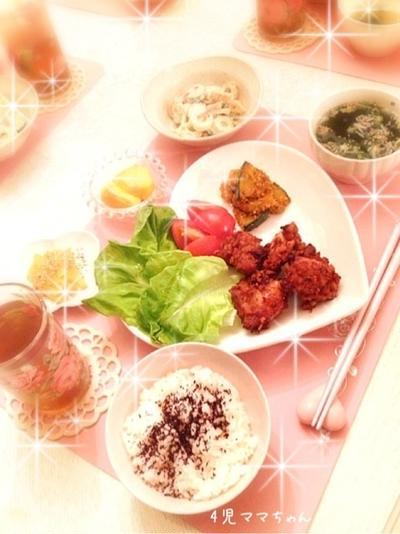 鶏のリッツ唐揚げ☆レシピ
