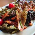 韓国のチョレギサラダとは?サニーレタスのサラダキムチのレシピ+動画