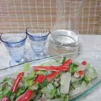 材料3つで簡単!美味しい 白菜のマヨポン合え(おうちのみ大使)