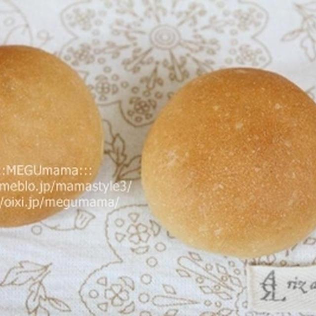 まんまる練乳パン