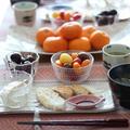 笹かまぼこ de 朝ごはん