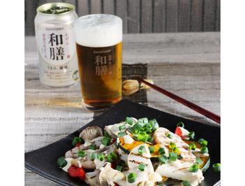 「いつもの和食とビール」でおいしい食卓!和膳レシピコンテスト