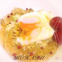 前菜のゼリーソースの作りプラスおうちのごはん♪( ´▽`)