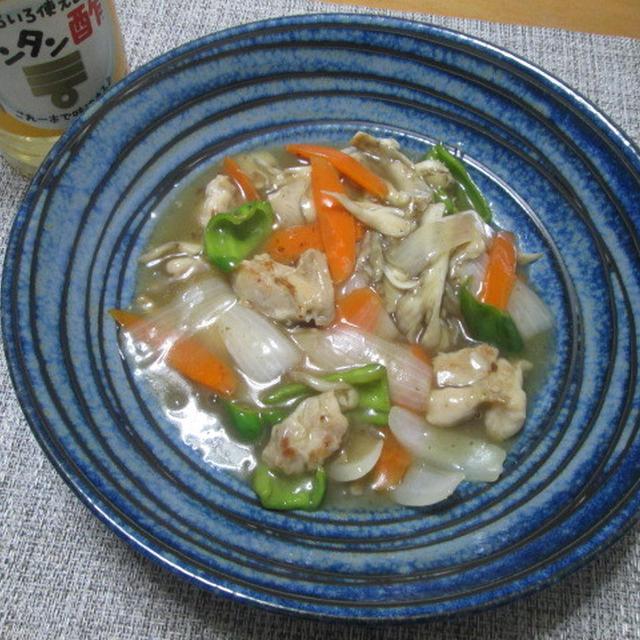 さっぱり美味☆カンタン酢鶏