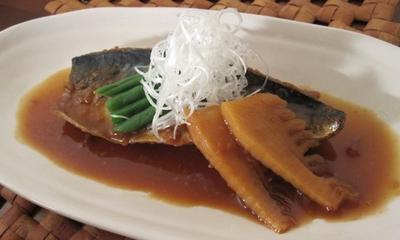 給食のおばちゃん直伝!鯖の味噌煮
