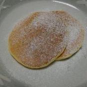 フロマージュ・ブランのふんわりパンケーキ