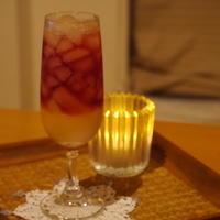 【うちレシピ】ICEBOXで☆Wグレフルと赤ワインのソーダ割 / 【参加中】ICEBOXで手軽におうちカクテルを楽しもう♪ / 楽天スーパーSALE快走中!