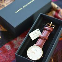 秋色カラーがステキ☆ダニエル・ウェリントン様の新作腕時計