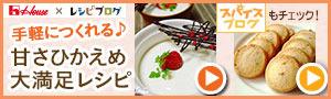 甘さひかえめ料理レシピ