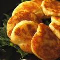 明太バター芋餅