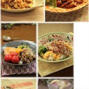 【まとめ】夏休みのお昼ごはんに♪お助けどんぶりごはん10recipes。 と お水のおいしさ。