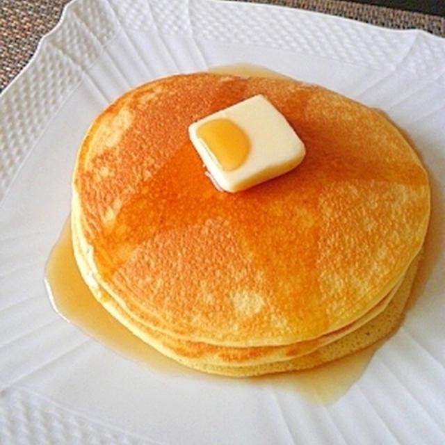 メレンゲパンケーキ