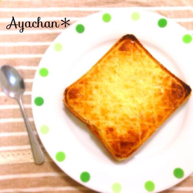 メロンパントースト♡