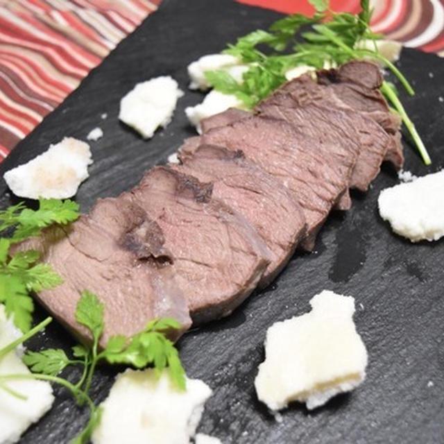猪肉の塩釜焼き。人気のジビエをでおうちで手軽でなおもてなし料理に。
