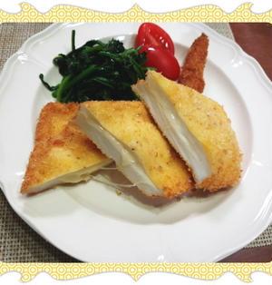 はんぺんチーズフライ(レシピ付)