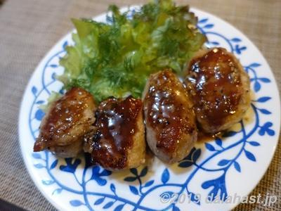 【レシピ】豚巻きれんこんもち モチモチふわとろ食感が楽しいオカズ