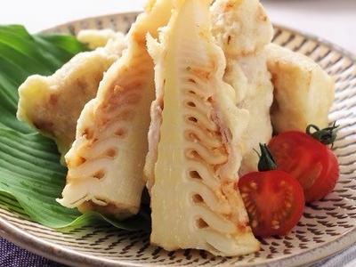 >たけのこの木の芽味噌天ぷら by 高羽ゆきさん