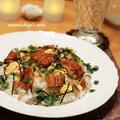 簡単うなぎのちらし寿司でスピード晩ごはん♪山椒をたっぷりと。 by Junko さん