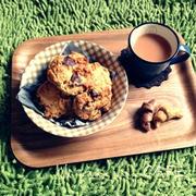 コーンフレーク&チョコのクッキー♡