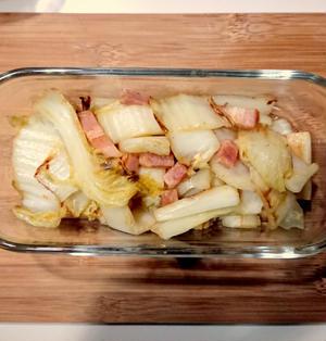 白菜の(残る)季節に!白菜のカレーソテー【Recipe】