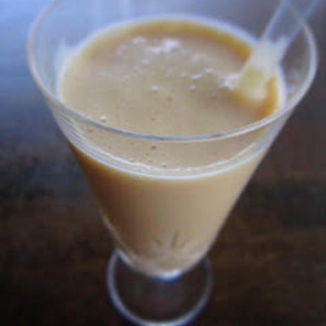Soy Milk Eggnog 豆乳でエッグノッグ