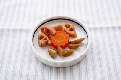 レシピブログ連載☆離乳食レシピ☆「根菜のやわらか煮」更新のお知らせ♪