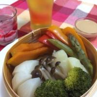 ほっこり!お好きな野菜でせいろ蒸し!