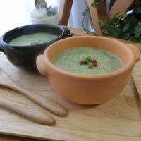 ブロッコリー&豆乳のあたたかいスープ☆「±0暮らしのレポーター」