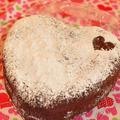 愛情い~っぱいのチョコレートケーキ