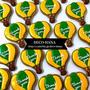 ウェディングのプチギフト◡̈♩気球のアイシングクッキー