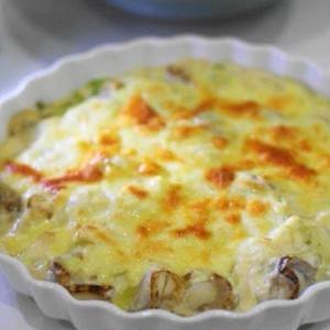 できたて熱々を食べたい!「ホタテのグラタン」レシピバリエ