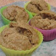 大豆粉と小麦ふすまで糖質オフ♪ ふわふわ蒸しパン