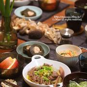 【献立】白菜と牛肉のあんかけご飯とか。~キャベツインフレ?~