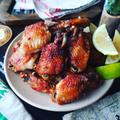 手羽レシピ色々~❤️と、これなら食べやすい❤️手羽中のうま塩にんにく焼き♪