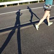 7/22の朝ラン(5km)